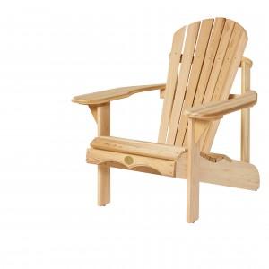 Adirondack Bear Chair Zeder