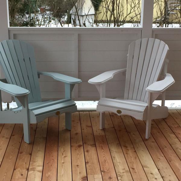 Adirondack Bear Chair Pinie