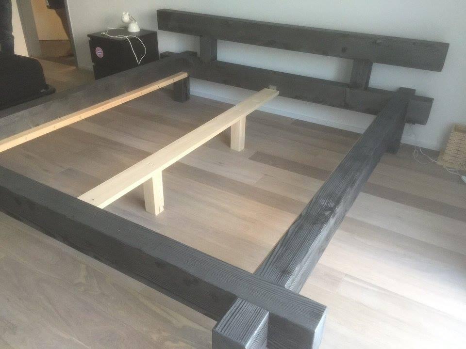 balkenbett haus design und m bel ideen. Black Bedroom Furniture Sets. Home Design Ideas